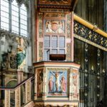 The pulpit @ Canterbury Cathedral